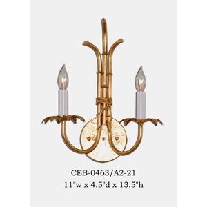 Other Metal Sconce - CEB-0463/A2-21Sconce - Graham's Lighting Memphis, TN