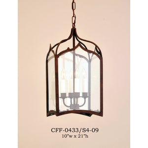 Other Metal Lantern and Pendant - CFF-0433/S4-09Pendant - Graham's Lighting Memphis, TN