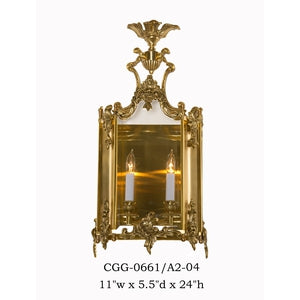 Other Metal Sconce - CGG-0661/A2-04Sconce - Graham's Lighting Memphis, TN