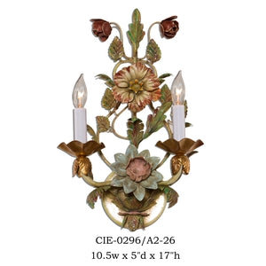 Other Metal Sconce - CIE-0296/A2-26Sconce - Graham's Lighting Memphis, TN