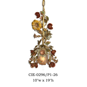 Other Metal Chandelier - CIE-0296/P1-26Chandelier - Graham's Lighting Memphis, TN