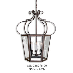 Other Metal Lantern and Pendant - CIE-0382/6-09Pendant - Graham's Lighting Memphis, TN