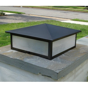 Wonderful Outdoor Lighting   Column Mount