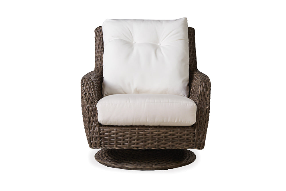 Largo High Back Swivel Rocker Lounge Chair