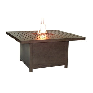 Elegant Contemporary Square Fire Pit Coffee TableFire Pits   Grahamu0027s Lighting  Memphis, ...