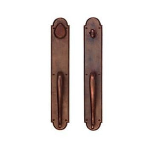 SP.GG.18 Escutcheon Entry SetDoor Hardware - Graham's Lighting Memphis, TN