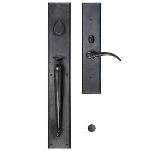 SQLGL Escutcheon Mortise EntrysetsDoor Hardware - Graham's Lighting Memphis, TN