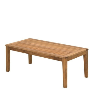 Teak Rectangular Coffee TableOccasional Tables - Graham's Lighting Memphis, TN