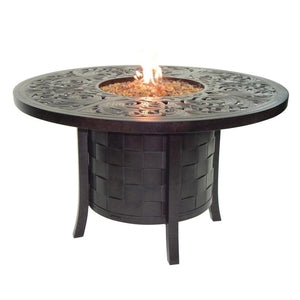 "Classical 49"" Fire Pit Dining TableFire Pits - Graham's Lighting Memphis, TN"