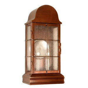Outdoor Lighting - CLOCKWall Mount - Graham's Lighting Memphis, TN