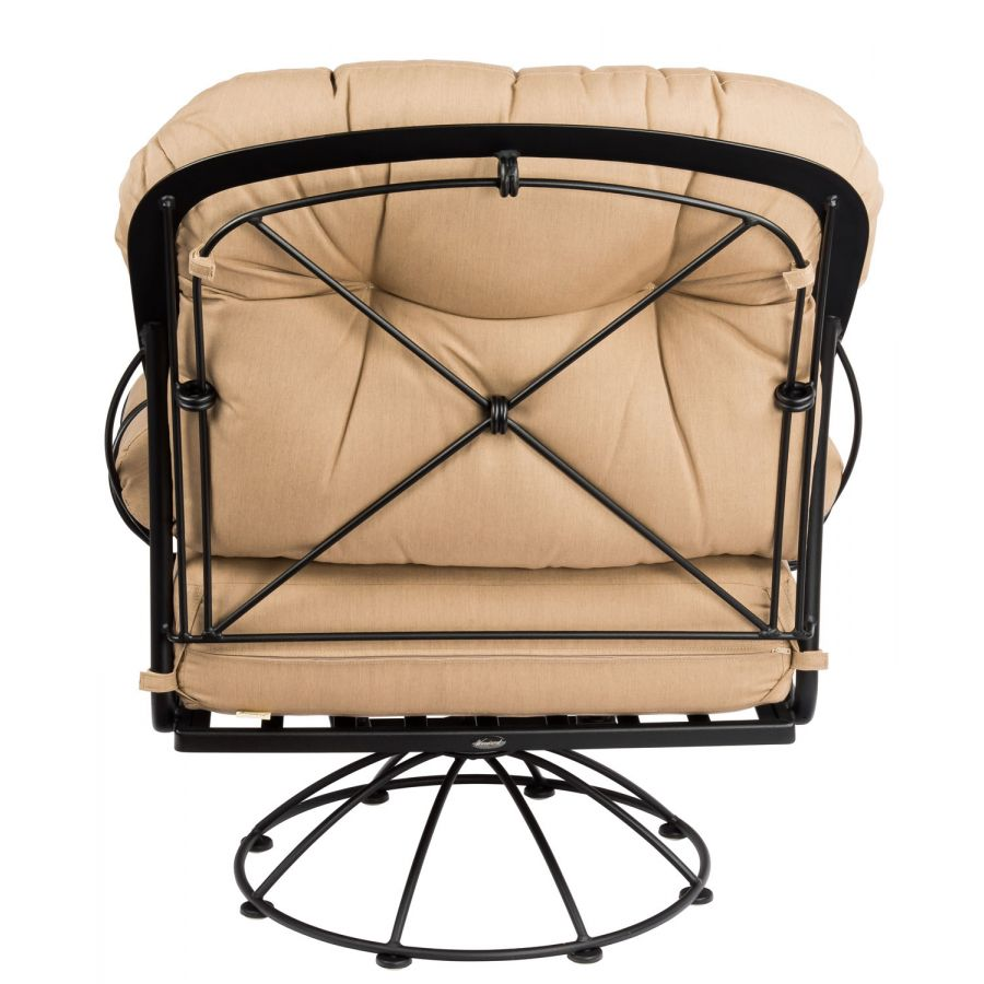Derby Swivel Rocker Lounge Chair