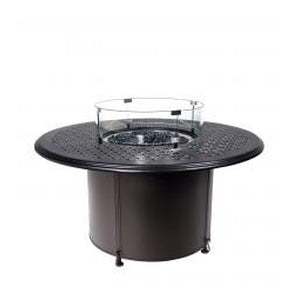 Fire Pit Glass GuardFire Pits - Graham's Lighting Memphis, TN