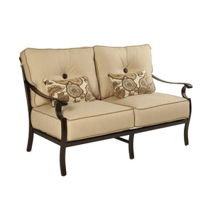Monterey Cushioned LoveseatDeep Seating - Graham's Lighting Memphis, TN