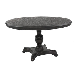 Pedestal Round Dining TableDining - Graham's Lighting Memphis, TN