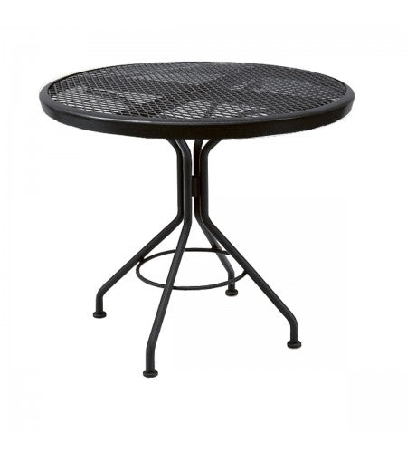 "Mesh Contract+ 30"" Round Bistro Table"