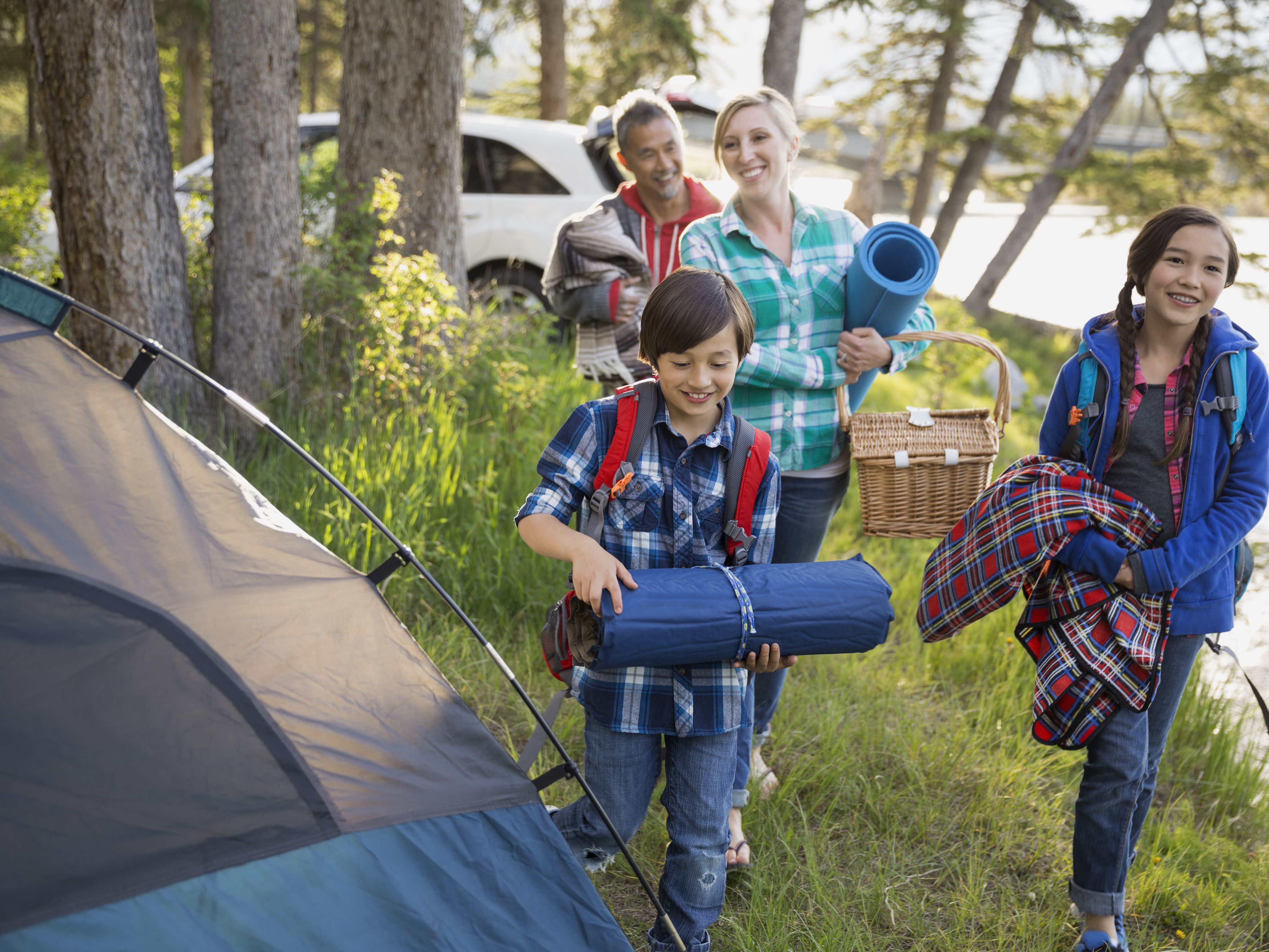 The Ultimate Packing List For Camping Beginners