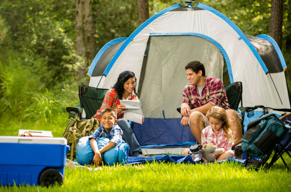 10 Ways to Make Family Camping Easier