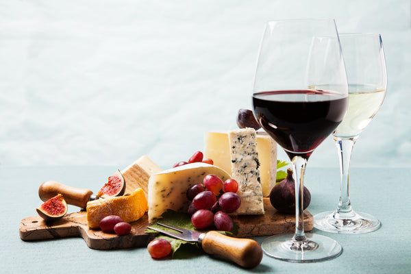 Tips for Hosting a Wine & Cheese Party
