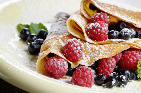Delicious Crepe Filling and Toppings Ideas