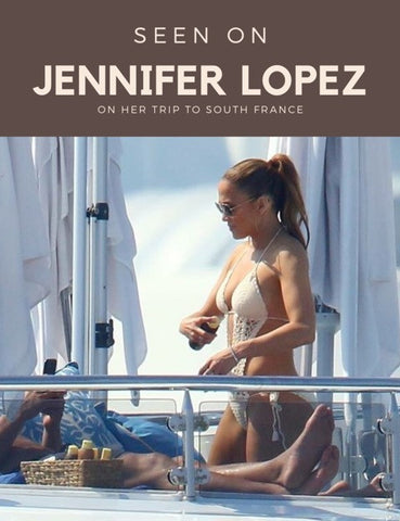 SEEN ON : Jennifer Lopez