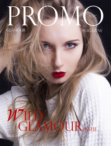 PROMO NYC Magazine Wild Glamour Issue 2015