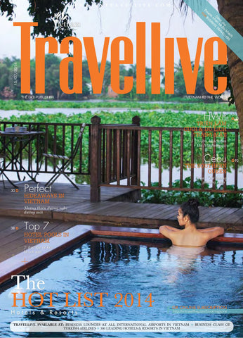 TRAVELLIVE Magazine July Issue