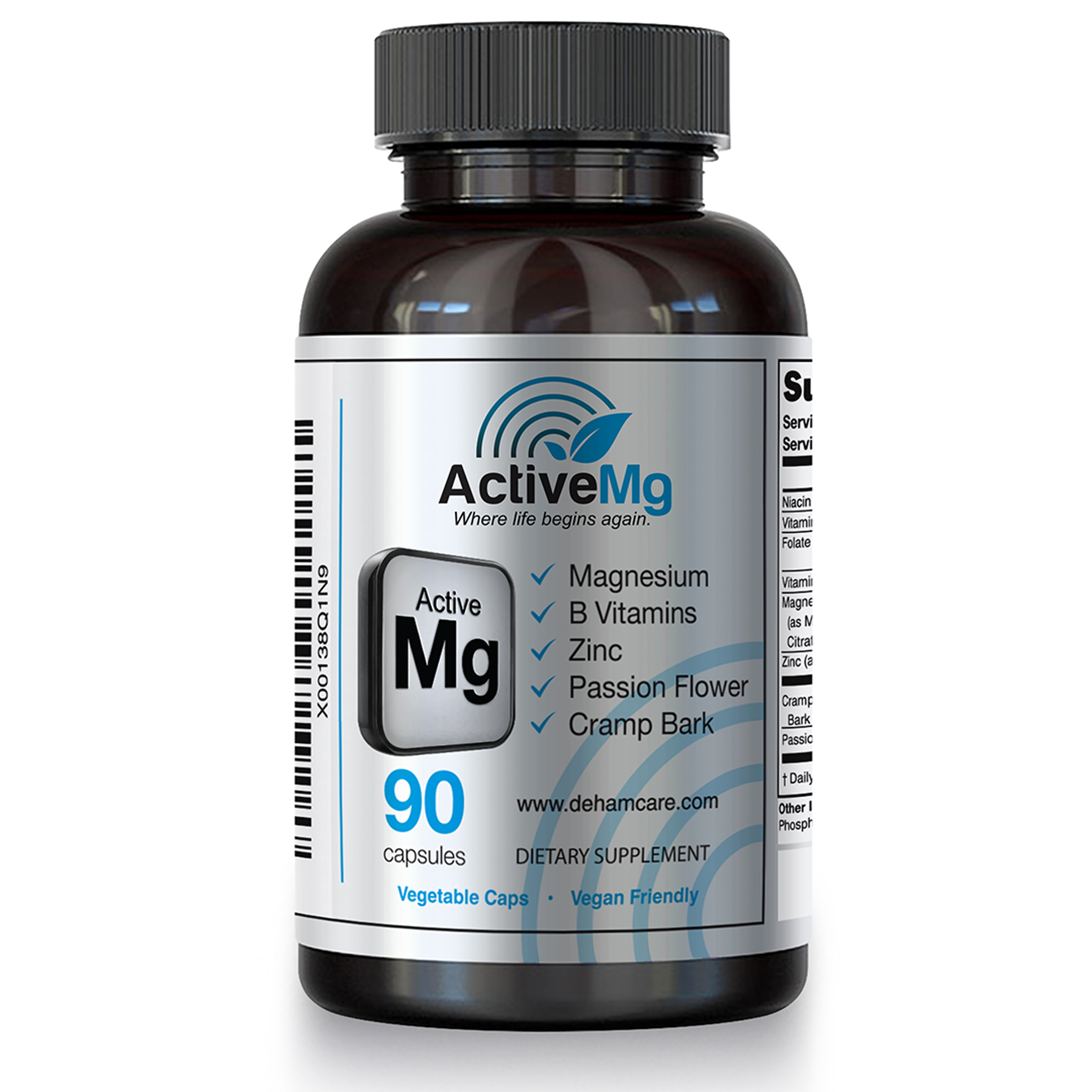 Active Mg - Magnesium Supplement