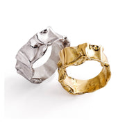 Crumpled Ring