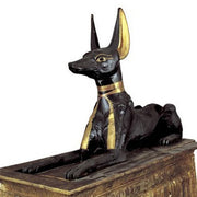 Anubis Black Ring
