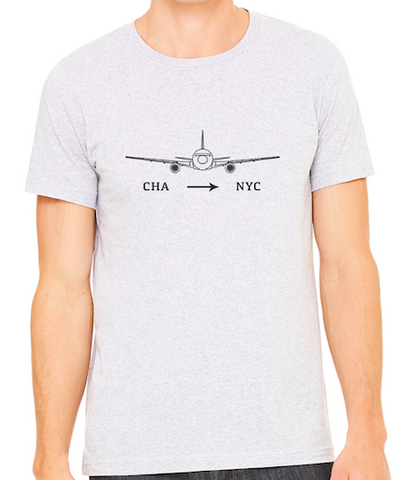 CHA to NYC - Unisex