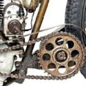 Found in a toilet: the $125,800 Harley-Davidson Peashooter motorcycle