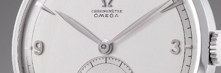 1947 Omega Tourbillon watch sets brand record