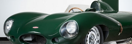 1955 Jaguar D-type to break Australian car auction record?