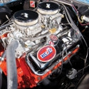 RM auctions muscle cars including classic Chevrolets, Fords and a '67 Camaro