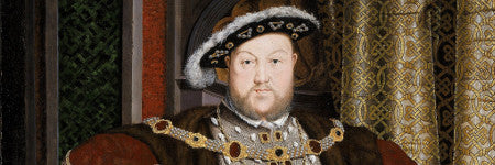 Henry VIII's autograph: A connection to the past