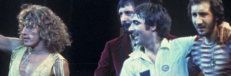 The Who autographs: My Generation