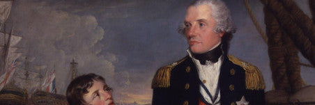 Admiral Nelson's autograph: a great British hero