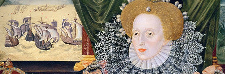 Elizabeth I's autograph: the most elegant?