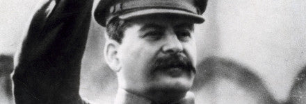 Joseph Stalin's autograph: a giant of the 20th century