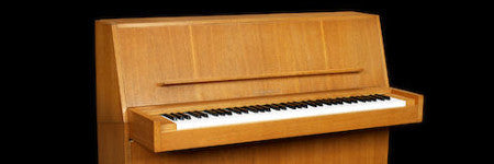Abba Lindner upright piano sells for $53,000