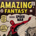 Spiderman's first Amazing Fantasy #15 comic could bring $125,000 in Metropolis