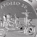 Handy to time your moon buggy racing... Omega releases Apollo 15 watch
