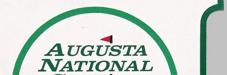 Augusta National entrance sign auctions for $25,000