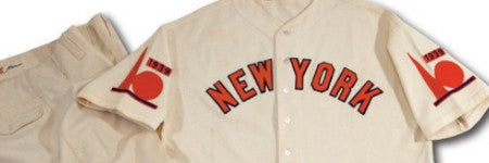 Babe Ruth World's Fair uniform sells for $228,000