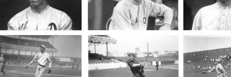 Charles Conlon baseball photo archive to sell