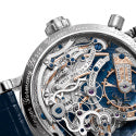 'Heaviest platinum watch in the world': revealing the $266,732 Blue Sensation