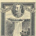 1934-51 Pictorial Issue pair tops British Guiana stamps at $20,000
