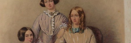 Rare Bronte sisters portrait auctions for $63,000