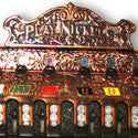 Caille upright slot machine leads antique mechanical collectibles at auction