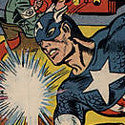 Pow! An exceptional copy of Captain America #1 hits the rare comic markets